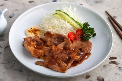 Butaniku no Shogayaki – Pork in Ginger Soy Sauce