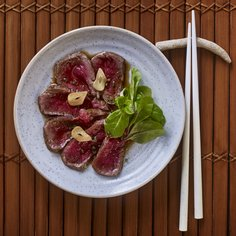 Juicy beef with sweet Soy Sauce