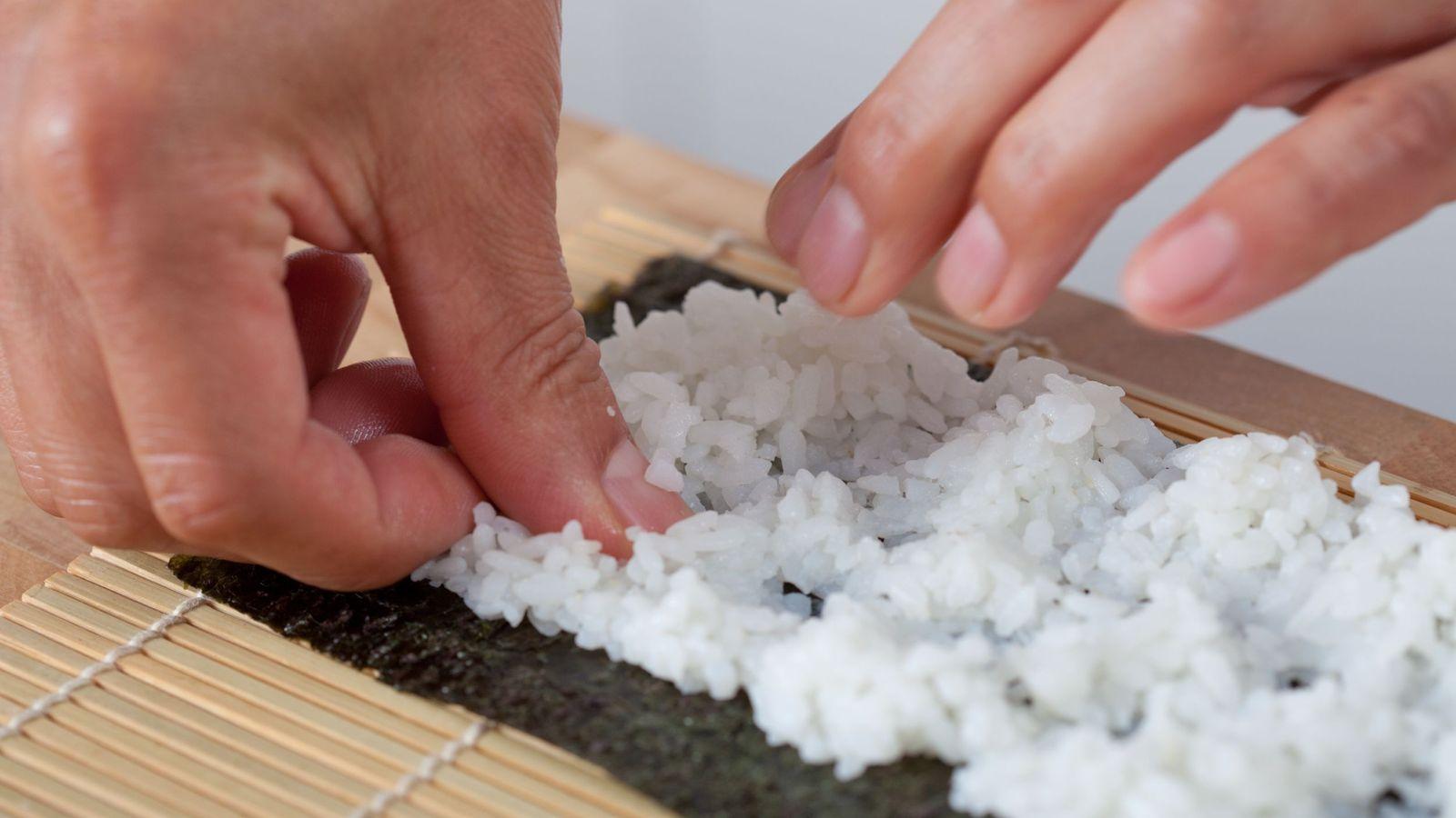 Sushi Rice Kikkoman Recipes