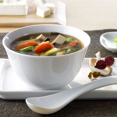 Japanese-style vegetable soup