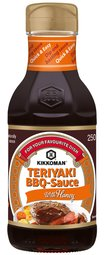 Teriyaki BBQ-Sauce with Honey