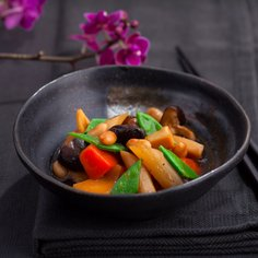 Gomoku Yasai irini – Japanese-Style Braised Vegetables